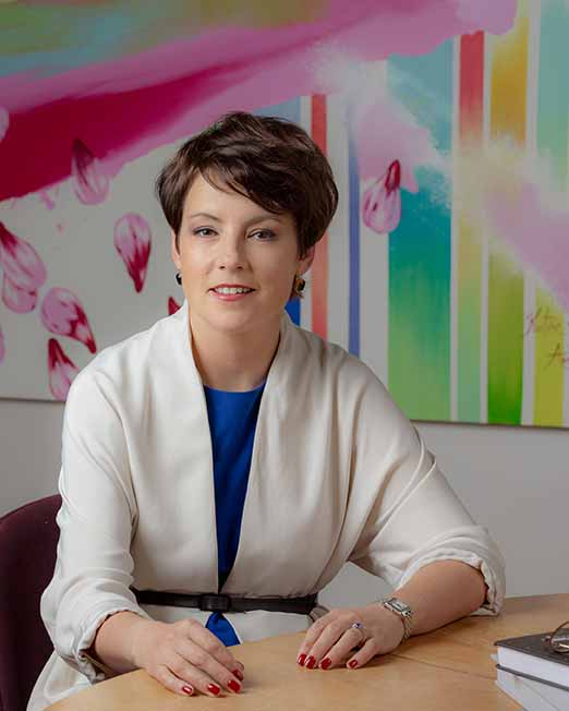 Liene Ciguze, Life Coach for Lawyers